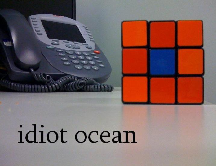 Idiot Ocean