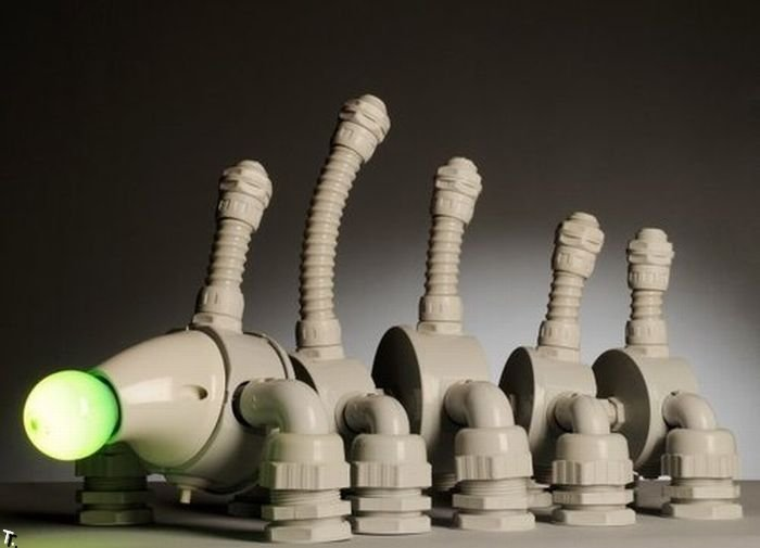 Funny Lamps funny casino: very interesting robo lamps