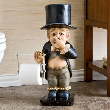 Funny Unusual Toilet Paper Holder Oddpediacom