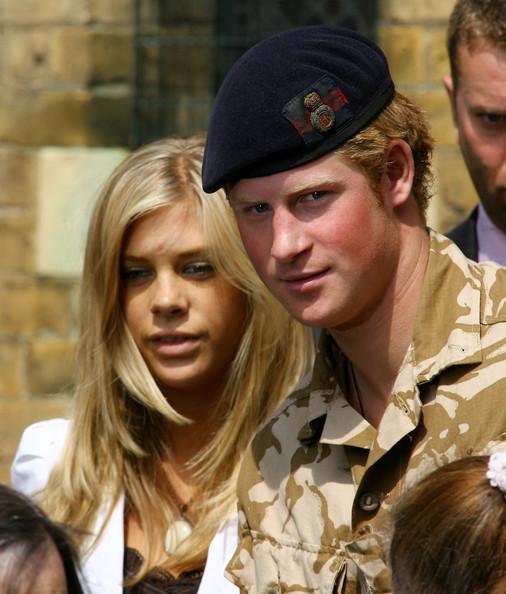 Chelsy Davy, Prince Harry