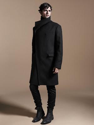 Zara 2011 Erkek Ceket ve Tren�kot Modelleri