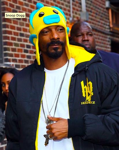 Richard smart snoop dogg respects sakana kun for Snoop dogg fish hat
