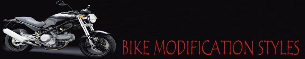 BIKE MODIFICATION STYLES