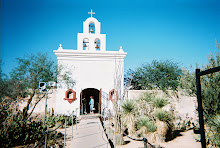 Mission Chapel - Tucson