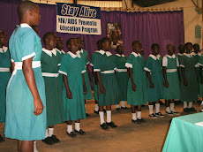 Stay Alive Song Competition in western Kenya