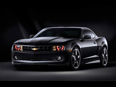 Camaro  on Stock Wallpapers  Camaro   Chevrolet Black Concept Hq Wallpapers