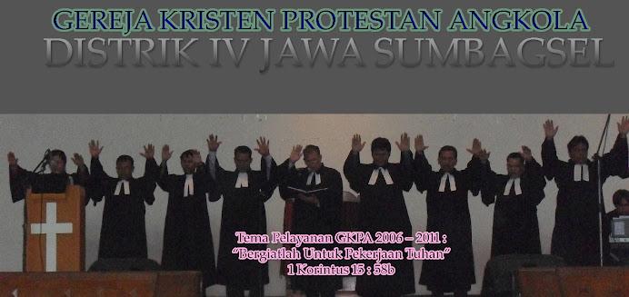 GEREJA KRISTEN PROTESTAN ANGKOLA