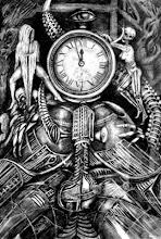 Petit morte - dibujo de KIA MONTES