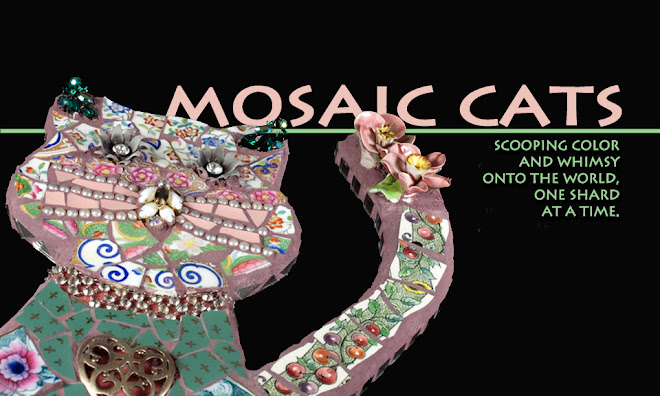 Mosaic Cats