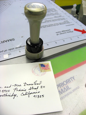 When Mailing Precious Parcels Such As Expensive Wedding Invitations It May Be Best To Hand Cancel Them Canceling Is The Ink Stamp Used Note That A
