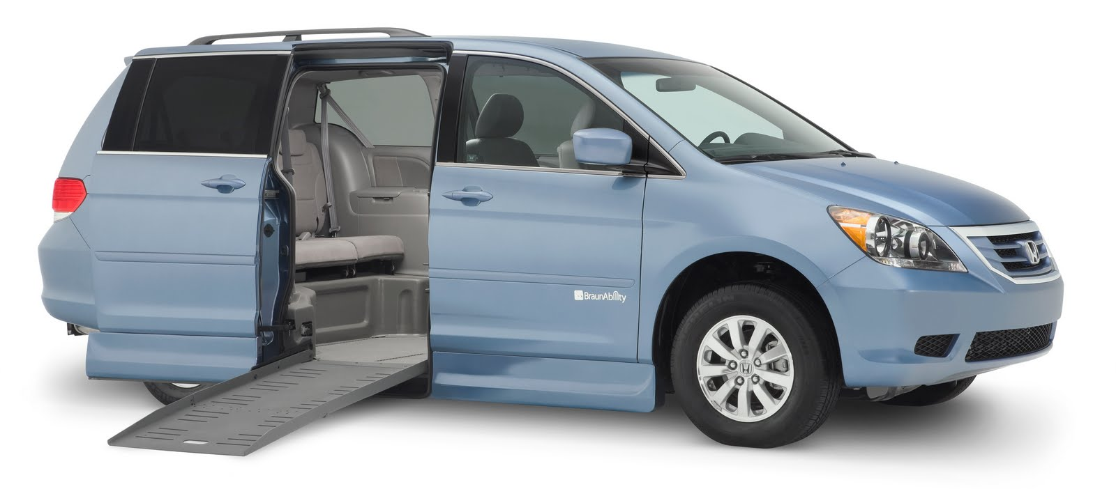 Ability center now carries new braunability vans ability for Handicap wheelchair