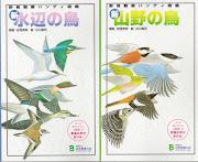 ◎野鳥観察には図鑑が重宝です◎