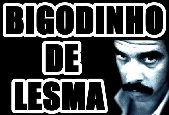 Bigodinho de Lesma - O pior blog da internet!