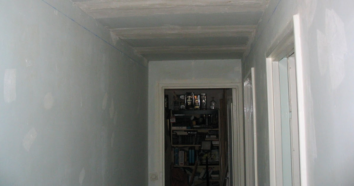 Alex le bricoleur faux plafond avec spots int gr s - Faux plafond avec spots integres ...