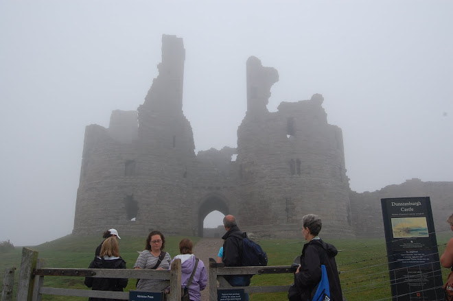 Dunstanburgh Castle Ruins Revealed!