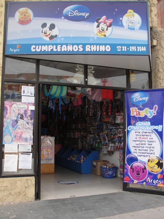 """Tienda Artículos  y cotillón  de cumpleaños """" RHINO """""""