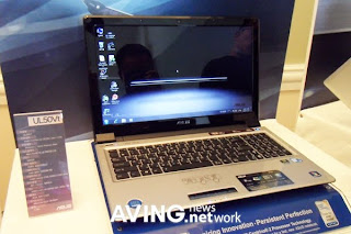 netbook UL Eee Touch
