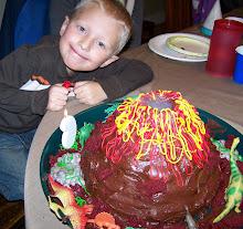 Callin and His Cake