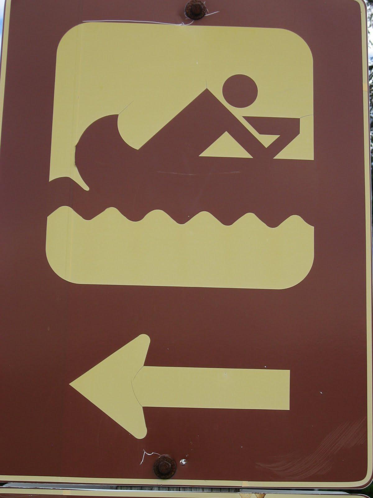 Zum picknicken und schwimmen angesteuert eine sehr schöne und