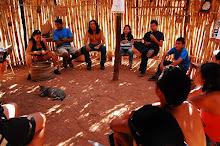 Alunos Indígenas da UNB