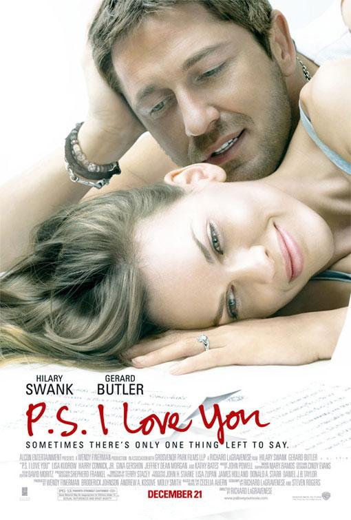 ps i love you - Gerard Butler