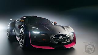 Citroen Survolt Concept Car 2010