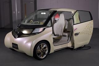 2010 Toyota FT-EV II Concept