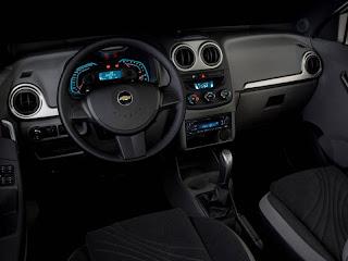 2010 Chevrolet Agile Cockpit View