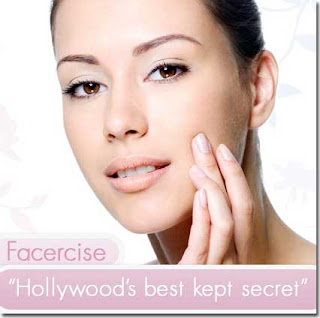 dvd exercise facial