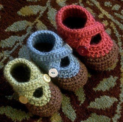 Ganchillo Crochet y 2 Agujas de Tricot - Tejidos de Shanan