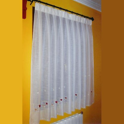 Cortinas para el hogar modelos para hacer cortinas for Como hacer un bando para cortinas