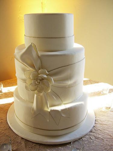 novedosas ideas para decorar tortas de boda