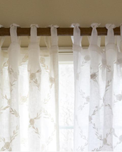 Cortinas para el hogar ideas para hacer cortinas for Cortinas transparentes
