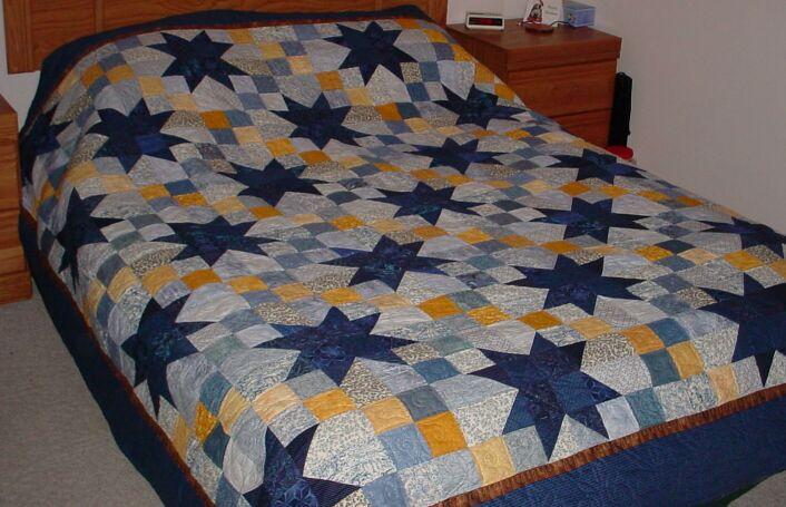 ideas para hacer edredones con patchwork