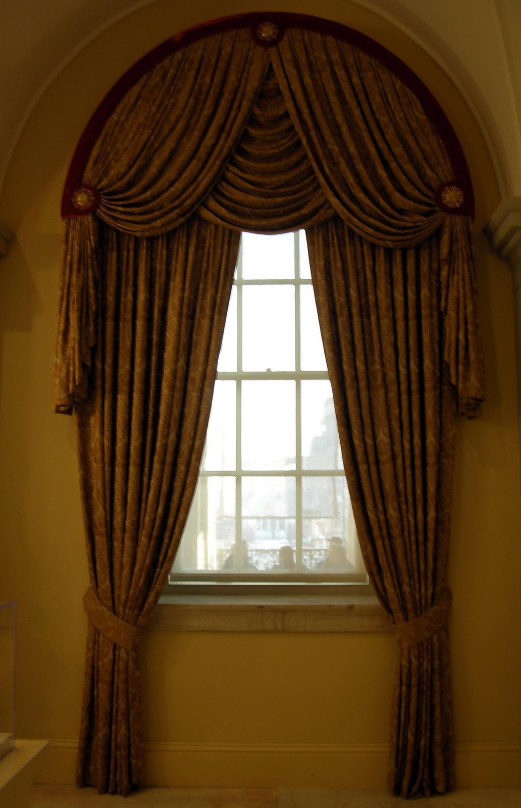 Cortinas para el hogar novedosas ideas para hacer las for Ideas para cortinas