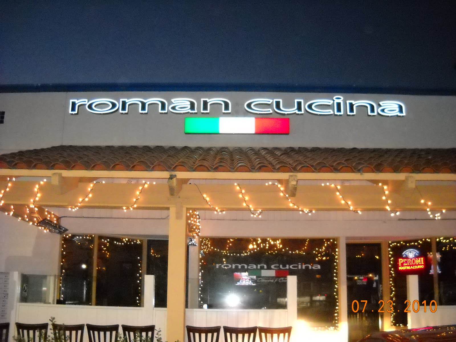Eating my way through oc: all roads lead to roman cucina