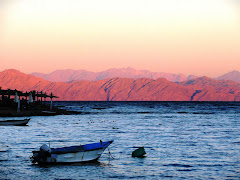 Sinai at sunset