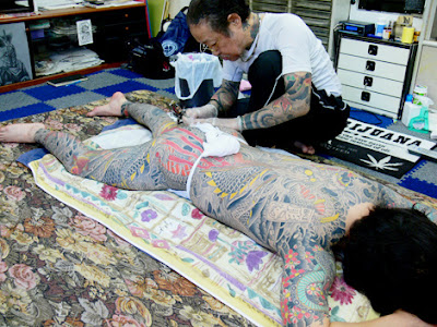 Ring Tattoos Designs on Yakuza Tattoo Design Part Of Japanese Culture   Japanese Tattoos