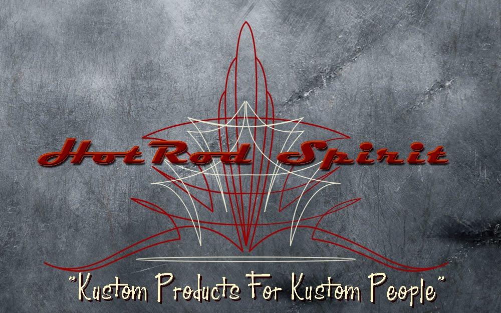 Hot Rod Spirit kustom products