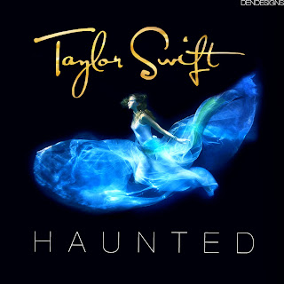 Taylor Swift Haunted on Cover Art By Dendyherdanto  Taylor Swift   Haunted