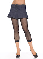 summer fishnet stocking tights trends 2009