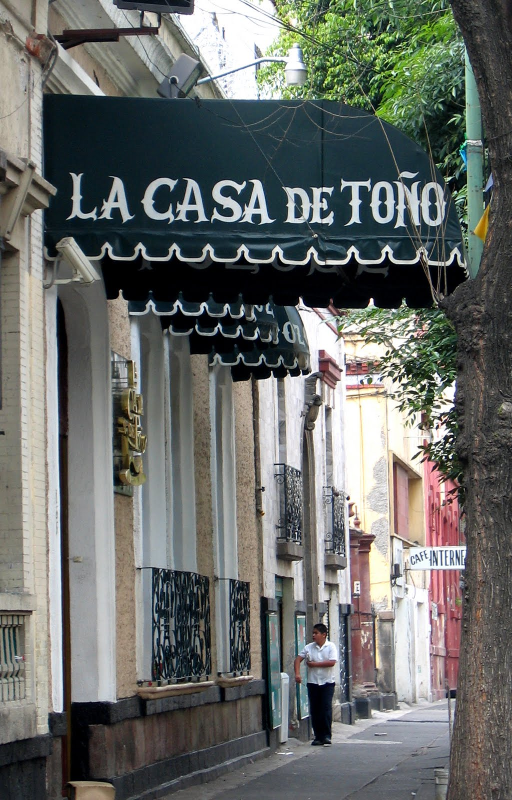 Good food in mexico city on the town santa maria la ribera - La casa de maria ...