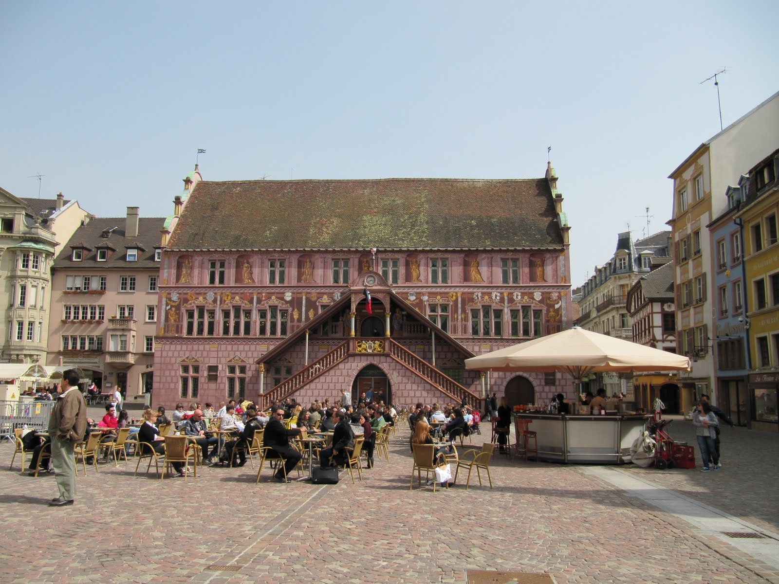 Mulhouse France  City new picture : My everyday impressions: Mulhouse, France