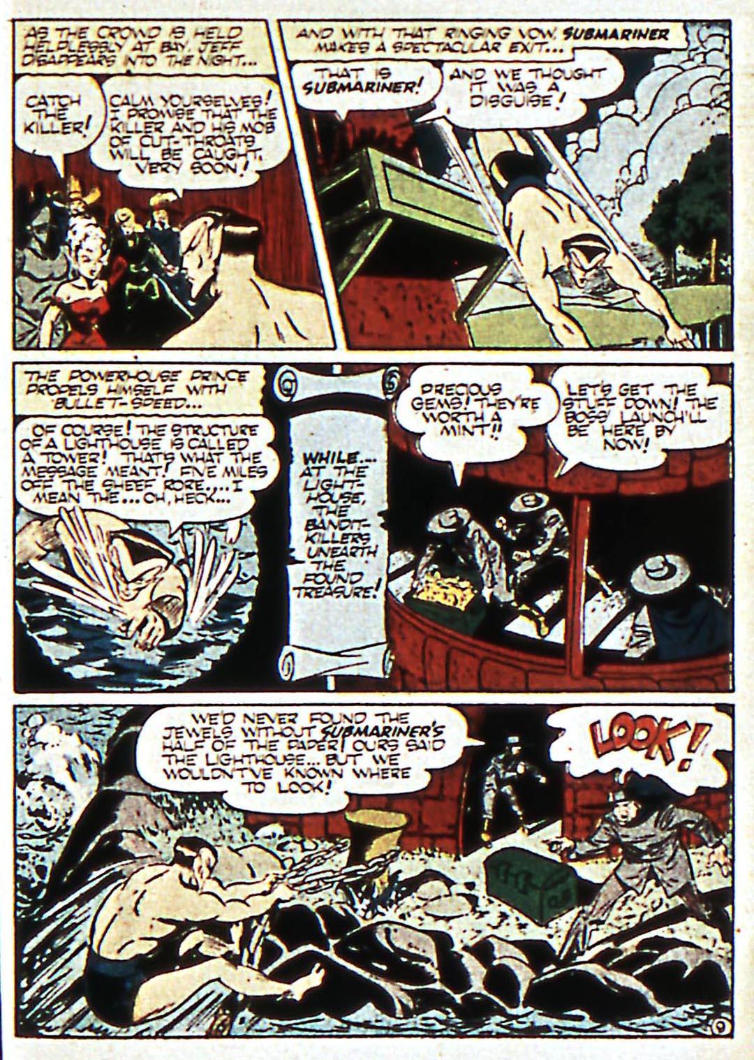 Sub-Mariner Comics Issue #17 #17 - English 23