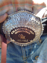 Newest Buckle Addition
