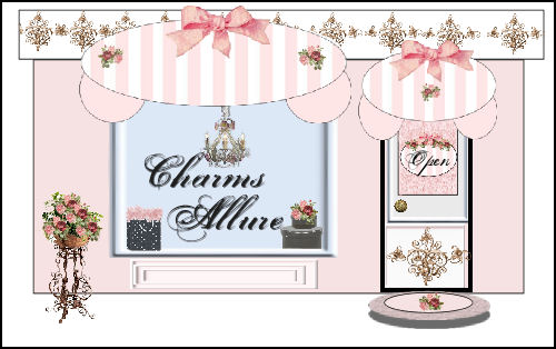 Charms Allure
