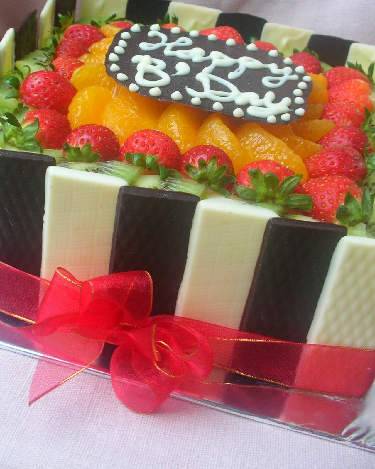 Cake Images For Hubby : Say with cake: Birthday cake for Melsi s husband