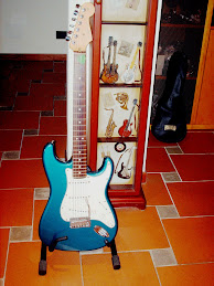 My new guitar