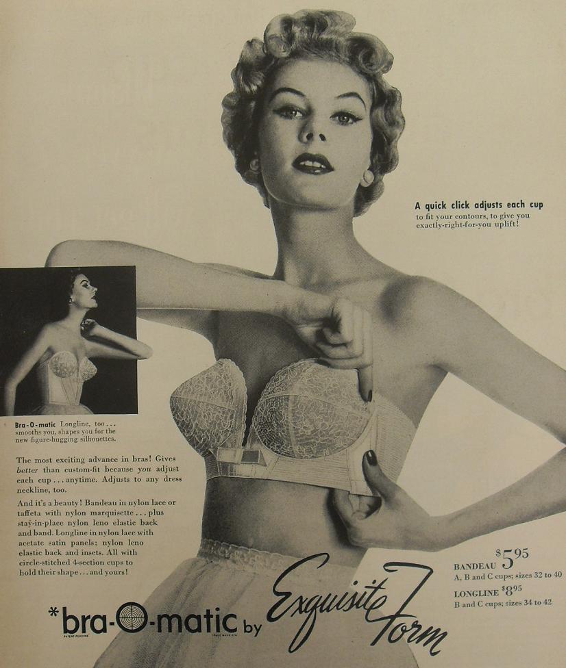 Vintage Lingerie Advertisements 108