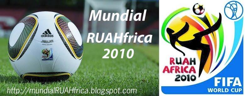 Mundial RUAHfrica 2010